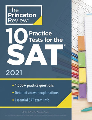 10 Practice Tests for the SAT 2021 PDF