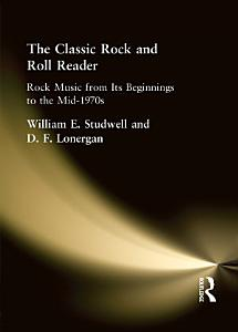 The Classic Rock and Roll Reader Book