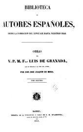 Biblioteca de autores españoles: Volumen 8