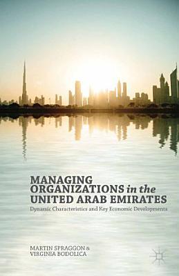 Managing Organizations in the United Arab Emirates