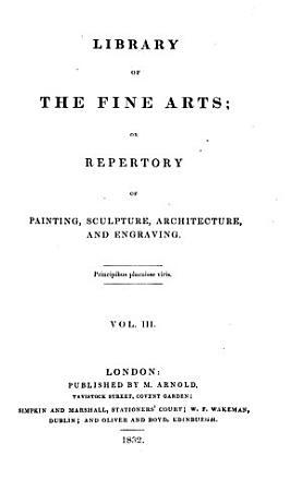 Library of the Fine Arts PDF