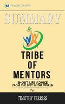 Summary: Tribe of Mentors