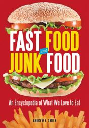 Fast Food And Junk Food Book PDF
