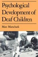 Psychological Development of Deaf Children PDF