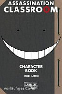 Assassination Classroom Character Book PDF