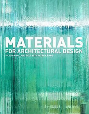 Materials for Architectural Design PDF