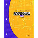 Saxon Math Homeschool 8 7 with Prealgebra