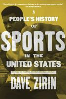 A People s History of Sports in the United States PDF