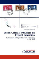 British Colonial Influence on Cypriot Education