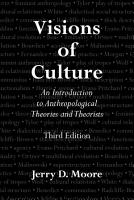 Visions of Culture PDF