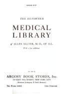 The Renowned Medical Library of Allen Salter  M  D   of Ill PDF