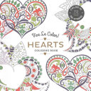 Vive Le Color! Hearts (Adult Coloring Book)
