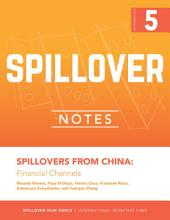 Spillovers from China: Financial Channels
