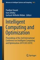Intelligent Computing and Optimization PDF
