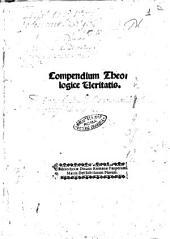 Compendium theologice veritatis