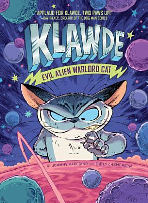 Klawde  Evil Alien Warlord Cat  1