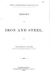 Report on Iron and Steel