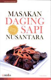 Masakan Daging Sapi Nusantara