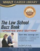 The Law School Buzz Book PDF