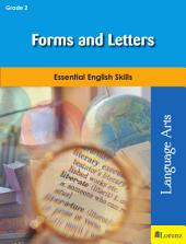 Forms and Letters: Essential English Skills