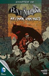 Batman: Arkham Unhinged #48
