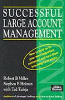 Successful Large Account Management