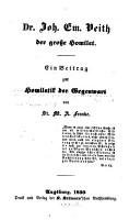 Homiletische Schriften PDF