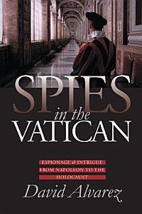 Spies in the Vatican Book