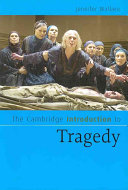 The Cambridge Introduction to Tragedy
