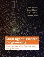 Multi Agent Oriented Programming PDF