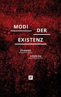 Die Verschiedenen Modi Der Existenz PDF
