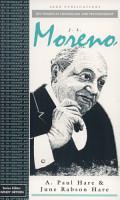 J L Moreno PDF