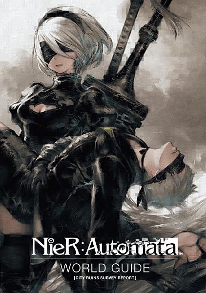Download NieR   Automata World Guide Book