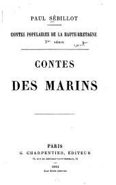 Contes populaires de la Haute-Bretagne