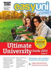 EASYUNI Ultimate University Guide 2014: Issue 3