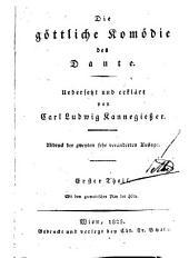 Die göttliche Komödie des Dante: Bände 1-2