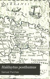 Hakluytus posthumus: Volume 20