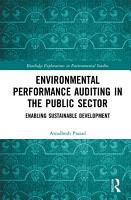 Environmental Performance Auditing in the Public Sector PDF