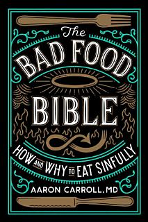 The Bad Food Bible Book