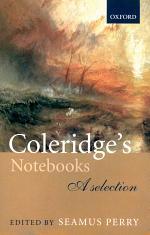 Coleridge's Notebooks