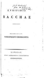 Euripidis Bacchae