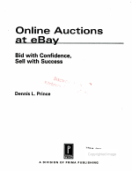 Online Auctions at EBay PDF