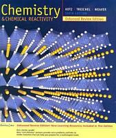 Chemistry and Chemical Reactivity  Enhanced Review Edition PDF