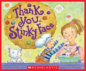 Thank You Stinky Face Book PDF