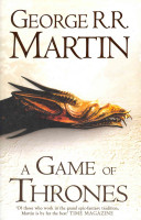 A Game of Thrones Book
