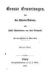 Sämmtliche Werke: Grosse Erwartungen ; 4, Band 110