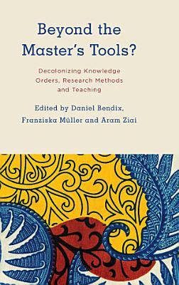 Beyond the Master s Tools  PDF