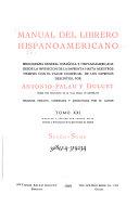 Manual del librero hispanoamericano PDF