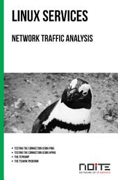Network traffic analysis: Linux Services. AL3-020