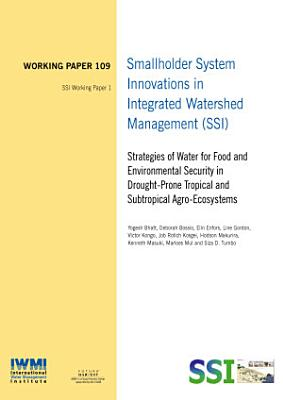 Smallholder System Innovations in Integrated Watershed Management  SSI  PDF